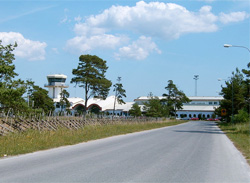 (C) Wikipedia - Visby Airport